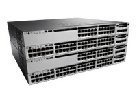 Cisco Catalyst 3850-24U-L - commutateur - 24 ports - Géré - Montable sur rack