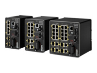 Cisco Industrial Ethernet 2000U Series - commutateur - 8 ports - Géré