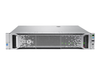 HPE ProLiant DL180 Gen9 Entry - Xeon E5-2603V3 1.6 GHz - 8 Go - 0 Go