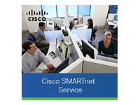 Cisco SMARTnet contrat de maintenance prolongé