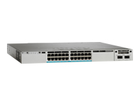 Cisco Catalyst 3850-24XU-S - commutateur - 24 ports - Géré - Montable sur rack