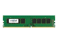 Crucial - DDR4 - 16 Go - DIMM 288 broches - mémoire sans tampon