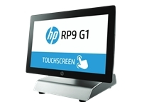 HP RP9 G1 Retail System 9018 - tout-en-un - Core i3 6100 3.7 GHz - 4 Go - 256 Go - LED 18.5""