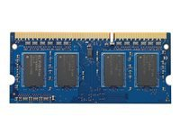HP - DDR3 - 4 Go - SO DIMM 204 broches - mémoire sans tampon