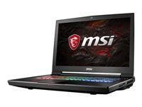 "MSI GT73VR 7RF 491FR Titan Pro - 17.3"" - Core i7 7700HQ - 16 Go RAM - 128 Go SSD (2x) + 1 To HDD"