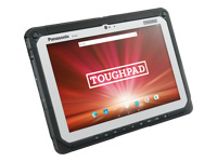 Panasonic Toughpad FZ-A2 - tablette - Android 6.0 (Marshmallow) - 32 Go - 10.1""
