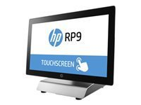 HP RP9 G1 Retail System 9018 - tout-en-un - Core i3 6100 3.7 GHz - 4 Go - 128 Go - LED 18.5""