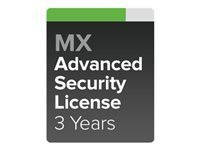 Cisco Meraki Advanced Security - licence d'abonnement - 1 licence