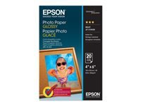 Epson - papier photo - 20 feuille(s) - 102 x 152 mm - 200 g/m²