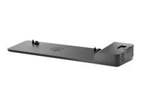 HP UltraSlim Docking Station 2013 - station d'accueil - VGA, 2 x DP