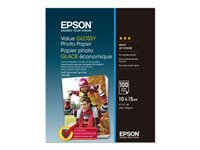 Epson Value - papier photo - 100 feuille(s) - 100 x 150 mm - 183 g/m²