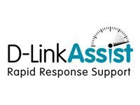 D-Link Assist Warranty Extension Category A - contrat de maintenance prolongé - 3 années