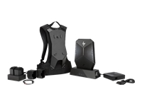 HP Workstation Z VR Backpack G1 - sac à dos PC - Core i7 7820HQ 2.9 GHz - 32 Go - 1 To