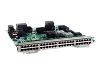 Cisco Catalyst 9400 Series Line Card - commutateur - 48 ports - Module enfichable