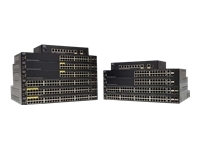 Cisco 250 Series SG250X-24 - commutateur - 24 ports - intelligent - Montable sur rack