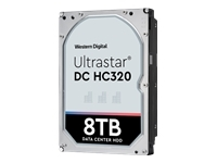 WD Ultrastar DC HC310 HUS728T8TAL5201 - disque dur - 8 To - SAS 12Gb/s