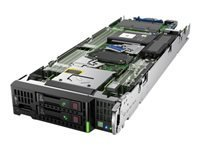 HPE ProLiant BL460c Gen9 Performance - lame - Xeon E5-2670V3 2.3 GHz - 128 Go