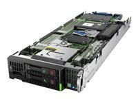 HPE ProLiant BL460c Gen9 Performance - lame - Xeon E5-2660V3 2.6 GHz - 64 Go