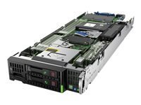 HPE ProLiant BL460c Gen9 Base - lame - Xeon E5-2640V3 2.6 GHz - 32 Go