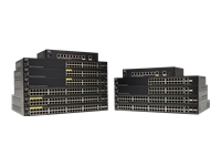 Cisco Small Business SF352-08P - commutateur - 8 ports - Géré