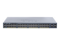 Cisco Catalyst 2960X-48TS-L - commutateur - 48 ports - Géré - Montable sur rack