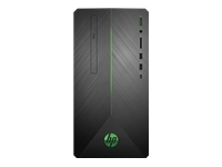 HP Pavilion Gaming 690-0050nf - tour - Core i7 8700 3.2 GHz - 8 Go - 1.128 To - français