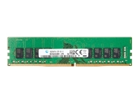 HP - DDR4 - 16 Go - DIMM 288 broches - mémoire sans tampon