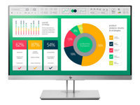 HP EliteDisplay E223 - écran LED - Full HD (1080p) - 21.5""