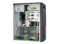 Fujitsu Celsius W580power - micro-tour - Xeon E-2134 3.5 GHz - 16 Go - 1.256 To