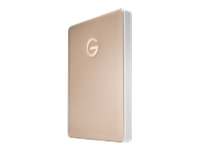 G-Technology G-DRIVE mobile USB-C GDMUCWWC20001AGBV2 - disque dur - 2 To - USB 3.1 Gen 1