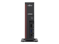 Fujitsu ESPRIMO G558 - mini PC - Core i3 9100 3.6 GHz - 8 Go - 256 Go