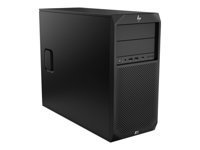 HP Workstation Z2 G4 - MT - Xeon E-2136 3.3 GHz - 8 Go - 256 Go - français