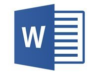 Microsoft Word 2016 for Mac - droit de rachat - 1 PC