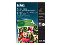 Epson Double-Sided Photo Quality Inkjet Paper - papier photo - 50 feuille(s) - A4 - 140 g/m²