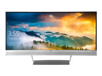 HP EliteDisplay S340C - écran LED - incurvé - 34""