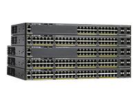 Cisco Catalyst 2960X-48FPS-L - commutateur - 48 ports - Géré - Montable sur rack