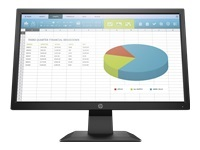 HP P204 - écran LED - 19.5""