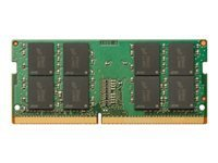 HP - DDR4 - 16 Go - SO DIMM 260 broches - mémoire sans tampon