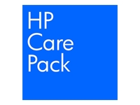 HP eCare Pack 3Yr Pickup Return NB Only