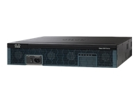Cisco 2951 Voice Bundle - routeur - module voix/fax - Ordinateur de bureau, Montable sur rack