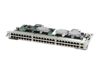 Cisco Enhanced EtherSwitch Service Module Entry Level - commutateur - 48 ports - Géré - Module enfichable