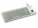 CHERRY CLAVIER MINIATURE + TRACKBALL AZERTY USB...