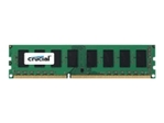 Mémoire vive PC Crucial Crucial - DDR3L - 2 Go - DIMM 240 broches