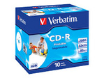 CD/DVD VERBATIM Verbatim - CD-R x 10 - 700 Mo - support de stockage