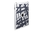 Polycarbonate case iPad2 snap-on clear