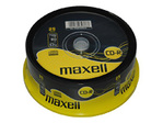 CD/DVD MAXELL Maxell - CD-R x 25 - 700 Mo