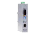Industrial DIN Rail Mount 10/100TX to