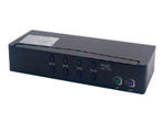 Communicat auto USB+HD15-4UC/4 Ports KVM