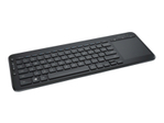 Pack clavier & souris MICROSOFT Microsoft All-in-One Media - clavier - français