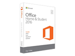Bureautique MICROSOFT Microsoft Office for Mac Home and Student 2016 - ensemble de boîtes - 1 licence
